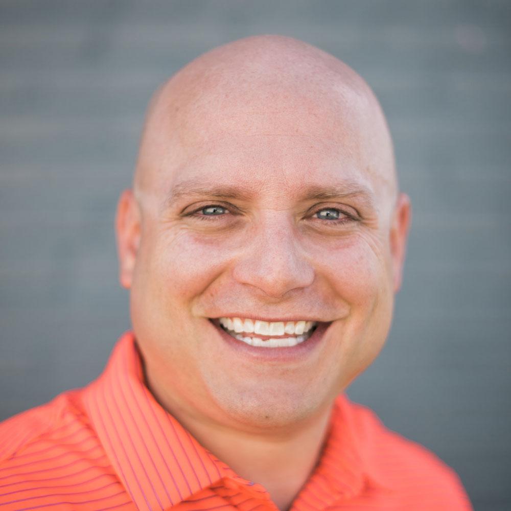 Stephen Brentlinger - Family Discipleship Pastor